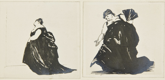 Sir Edward Burne-Jones vignette