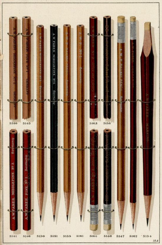 faber-castell1897-pencils