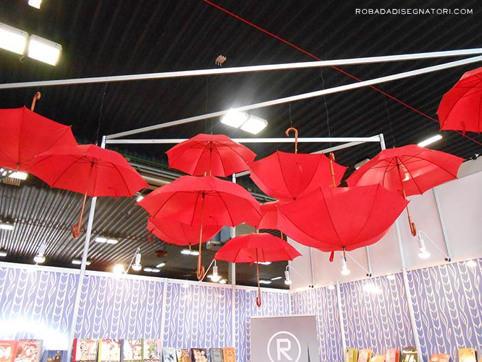 robadadisegnatori_childrensbookfair_redumbrella