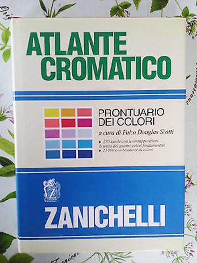 Atlante Cromatico Zanichelli